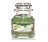 Yankee Candle Vanilla Lime - Vanilla with lime Classic scented candle small glass 104 g