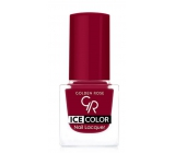Golden Rose Ice Color Nail Lacquer mini nail polish 126 6 ml