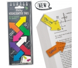 If Sticky Highlighter Tabs Colored sticky highlighter tabs arrows 160 pieces