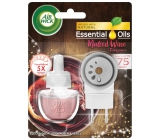 Air Wick Essential Oils Mulled Wine - The smell of mulled wine electric air freshener complete 19 ml