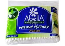Abella Premium cotton swabs bag of 200 pieces