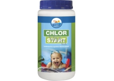 Probazen Chlorine Star product for water treatment in swimming pools 1.2 kg