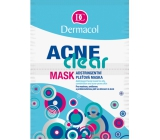 Dermacol Acneclear Adstringent mask for problematic skin 2 x 8 g