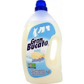 Gran Bucato Marsiglia with Marseille soap liquid detergent 45 doses 2,475 l