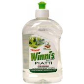 Winnis Piatti Aloe Vera Ecological concentrated hypoallergenic detergent on 500 ml container