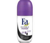 Fa Sport Invisible Power antiperspirant deodorant roll-on for women 50 ml