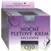 Bione Cosmetics Exclusive & Q10 night skin cream for all skin types 51 ml