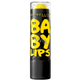 Maybelline Lips Electro Fierce N Thong Lip Balm with a soft color 4.4 g