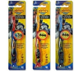 Batman 3D Soft Toothbrush for Kids with Cap 1 Piece