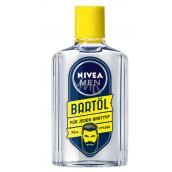 Nivea Men Beard Oil caring beard oil 75 ml
