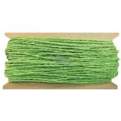 Green paper string 30 m