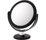 JJDK Cosmetic magnifying mirror with stand 1x and 7x 10021
