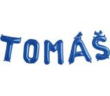 Albi Inflatable name Tomáš 49 cm