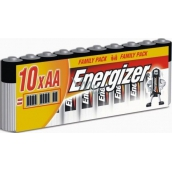 Energizer Family Pack battery AA LR6 1.5V 10 pieces