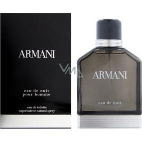Giorgio Armani Eau de Nuit pour Homme EdT 50 ml eau de toilette Ladies