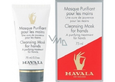 Mavala Cleansing Mask for Hands čistící maska na ruce 75 ml + rukavice 10 párů