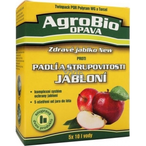 HEALTHY APPLE Plus set of scab, paddy 2404