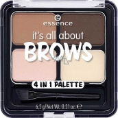 Essence Browfessional Eyebrows 4in1