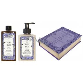 Amovita Fiori di Bach N ° 35 shower gel 300 ml + body lotion 300 ml, cosmetic set