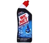 Toilet Net Gelcrystal Blue Fresh Toilet gel cleaner 750 ml