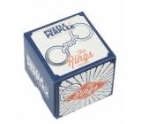 Albi Perplex puzzle mini puzzle Rings
