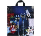 Press Plastic bag 43 x 47 cm Champagne 1 piece