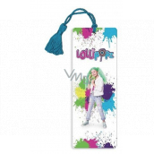 Prime3D bookmark - Lollipopz Ela 5.7 x 15.3 cm