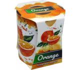 Admit Verona Orange - Orange scented candle in glass 90 g