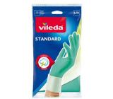 Vileda Standard Rubber gloves L large 1 pair