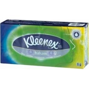 Kleenex Balsam Hanks hygienic handkerchiefs four-layer 8 x 9 pieces