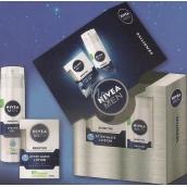 Nivea Men Lot Sensitive voda po holení 100 ml + gel na holení 200 ml, kosmetická sada