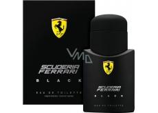 Ferrari Scuderia Black EdT 125 ml men's eau de toilette