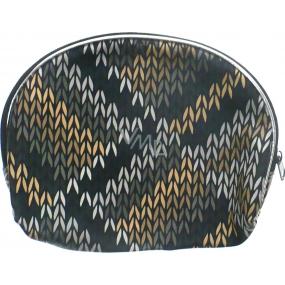 Etue Green blue, gray pattern 8 x 6,5 x 2 cm 1 70050