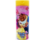 Disney Princess - Beauty and the beast shower and bath gel for children 400 ml