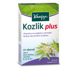 Kneipp Kozlík Plus diet supplement to support the normal function of the 40 dragon nerve system