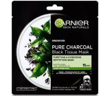 Garnier Skin Mask 32g Tea Black Tea