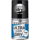 Essence Ultra fast drying topcoat 8 ml
