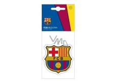 FC Barcelona aromatická vonná karta do auta expirace 02/2017