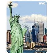 3D Postcard - Statue of Liberty 16 x 12 cm