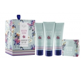 Scottish Fine Soaps Grass flowers 4 pieces cosmetic set