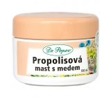 Dr. Popov Propolis ointment with honey for cracked skin, scars, wrinkles, skin problems, sunlight 100 ml