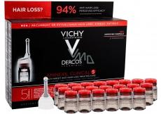 Vichy Dercos Aminexil Clinical 5 men's hair loss treatment 21 x 6 ml