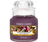 Yankee Candle Moonlit Blossoms - Flowers in the moonlight fragrance candle Classic small glass 104 g
