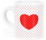 Albi Espresso Mug Heart 100 ml