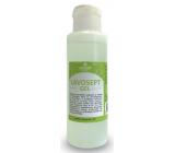 Lavosept Sloe Disinfection Skin Gel For Professional Use Over 75% Alcohol 100ml Sprayer
