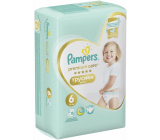 Pampers Premium Care size 6, 15+ kg diaper panties 18 pieces