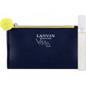 Lanvin A Girl in Capri Eau de Toilette for Women miniature 7.5 ml + case