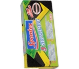 Spontex 3 Supermax foam sponges for dishes 3 pieces shaped with nail protection