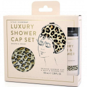 Somerset Toiletry Piňa Colada shower gel 100 ml + bathing cap, cosmetic set