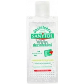 Sanytol Disinfection Hand Disinfection Gel 75 ml
